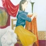 【北村賞】菅野恵子『まり子さん』パステル