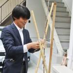プレオープンにはゲストで「さくら並木ネットワーク」の吉武さんに来ていただきました!