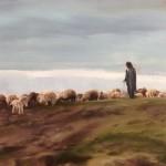 上野 久三子 『羊飼いと羊』