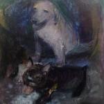 竹内 里美 『かつて白い犬と黒い犬がいた』