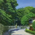 【ジンプラ賞】 多田 武 『白金台5丁目』